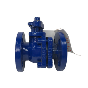 PFA Lined Flanged Ball Valve WCB