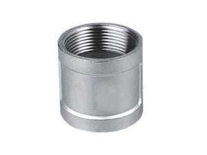 2000-3000LB High Pressure 304/316 L Stainless Steel Thread Socket Banded