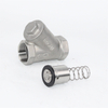 Stainless Steel Y Type Check Valve