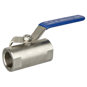 1PC Stainless Steel Bar Stock Ball Valve