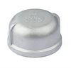 Stainless Steel Round Cap