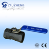 1PC Carbon Steel Ball Valve